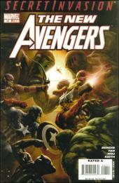 New Avengers (The) (2005) -43- Secret invasion, part 4