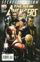 New Avengers (The) (2005) -44- Secret invasion, part 5