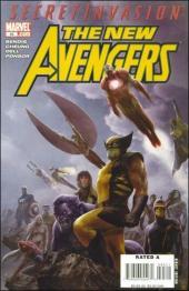 New Avengers (The) (2005) -45- Secret invasion, part 6