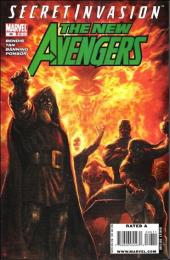 New Avengers (The) (2005) -46- Secret invasion, part 7
