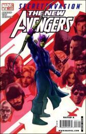 New Avengers (The) (2005) -47- Secret invasion, part 8