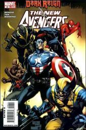 New Avengers (The) (2005) -48- Dark reign, part 1