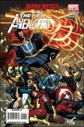 New Avengers (The) (2005) -53- Dark reign, part 6