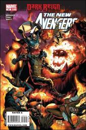 New Avengers (The) (2005) -54- Dark reign, part 7