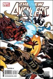 New Avengers (The) (2005) -56- Dark reign, part 9