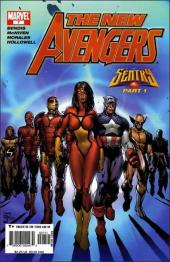 New Avengers (The) (2005) -7- The sentry, part 1