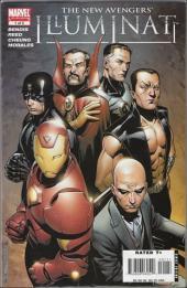 New Avengers: Illuminati (2007) -1- Illuminati part 1