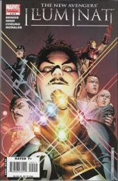 New Avengers: Illuminati (2007) -2- Illuminati part 2