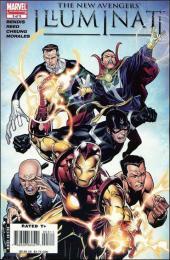 New Avengers: Illuminati (2007) -3- Illuminati part 3