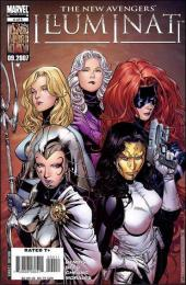 New Avengers: Illuminati (2007) -4- Illuminati part 4