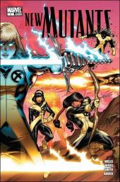 New Mutants (2009) -1- Return of the legion, part 1 : we were many once