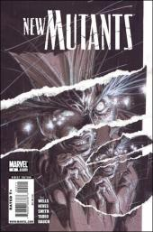 New Mutants (2009) -2- Return of the legion, part 2 : security blankets