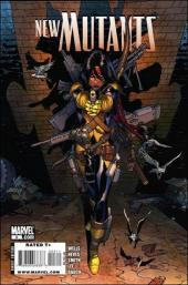 New Mutants (2009) -3- Return of the legion, part 3 : cognitive therapy