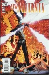 New Mutants (2009) -4- Return of the Legion, part 4 : invasive surgery