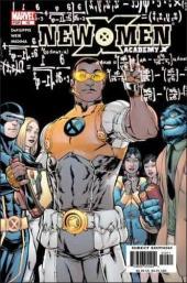 New X-Men (2004) -10- Too much information part 1
