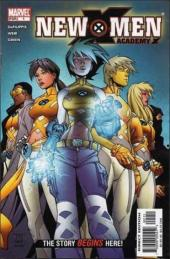 New X-Men (2004) -1- Choosing sides part 1 : here is the house