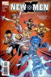 New X-Men (2004) -2- Choosing sides part 2 : assembly