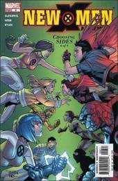 New X-Men (2004) -6- Choosing sides part 6 : battle lines