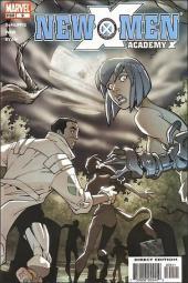 New X-Men (2004) -9- Haunted part 3