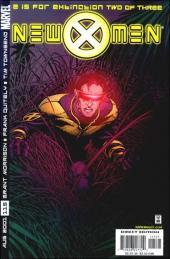 New X-Men (2001) -115VC- E for extinction part 2