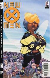 New X-Men (2001) -119- Germ free generation part 2