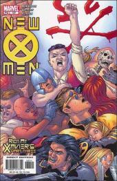 New X-Men (2001) -137- Riot at xavier's part 3 : riot at xavier's
