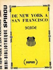 De New York à San Francisco - Tome 1MR1306