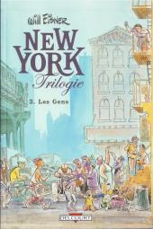 New York Trilogie -3- Les gens
