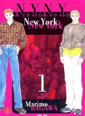 New York New York -1- Tome 1