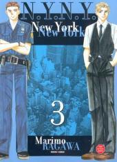 New York New York -3- Tome 3