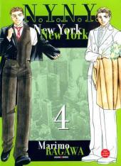 New York New York -4- Tome 4