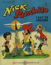 Nick et Panchito -1- Le Trésor du Capitaine Cassenoix
