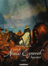 Nicolas Eymerich, Inquisiteur -COF- La Déesse