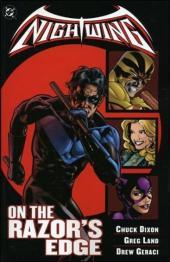 Nightwing Vol. 2 (1996) -INT07- On the razor's edge