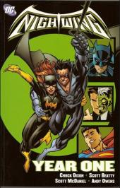 Nightwing Vol. 2 (1996) -INT08- Year one
