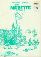 Noisette le hamster - Tome 1
