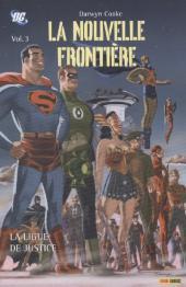 La nouvelle frontière -3- La Ligue de Justice