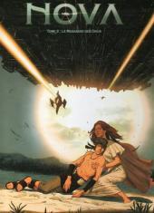 Nova (Blondel/Jaouen) -2- Le messager des dieux