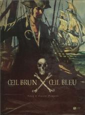 Œil brun - Œil bleu / Le Malouin - Œil brun - Œil bleu