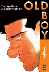 Old boy -4- Tome 4