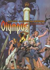 Olympus -2- Le temple des Dieux