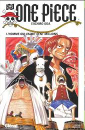 One Piece -25- L'homme qui valait cent millions