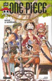 One Piece -28- Wiper le Berserker