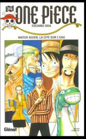 One Piece -34- Water Seven, La cité sur l'eau