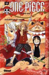 One Piece -41- Déclaration de guerre