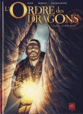 L'ordre des dragons -2- Le mont Moïse