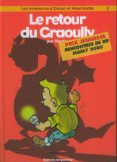 Oscar et Mauricette (Les aventures d') -2- Le retour du Grauolly