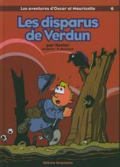 Oscar et Mauricette (Les aventures d') -6- Les disparus de Verdun