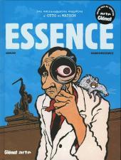Otto & Watson (Les extravagantes enquêtes d') -1- Essence