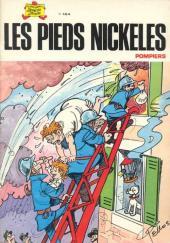 Les pieds Nickelés (3e série) (1946-1988) -104- Les Pieds Nickelés pompiers